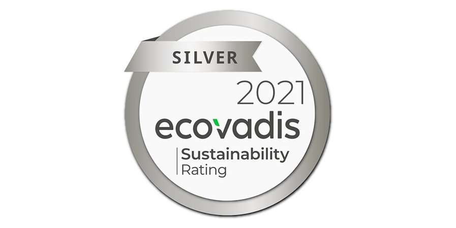Cardbox Packaging Wolfsberg silver rating EcoVadis